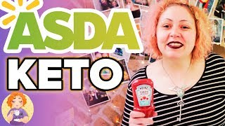 Asda Keto Grocery Haul 2019 🛒 Food List For Low Carb Beginners 2019 #11