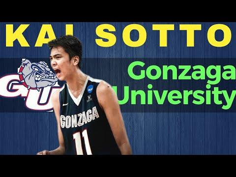 Kai Sotto: Posibleng i-recruit ng Gonzaga University sa NCAA