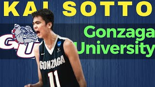 Kai Sotto: Posibleng i-recruit ng Gonzaga University sa NCAA