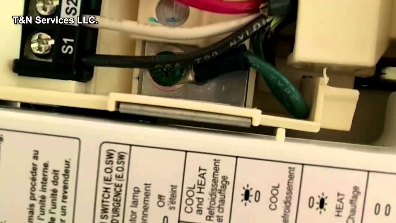 Mitsubishi Ductless Heat Pump 2 Zone Install
