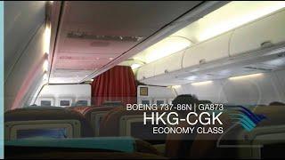 FRP S2E3 - Garuda Indonesia GA873 Flight Experience   Hongkong - Jakarta