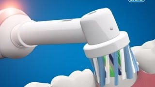 Gambar cover Oral-B electric toothbrushes with Gum Care