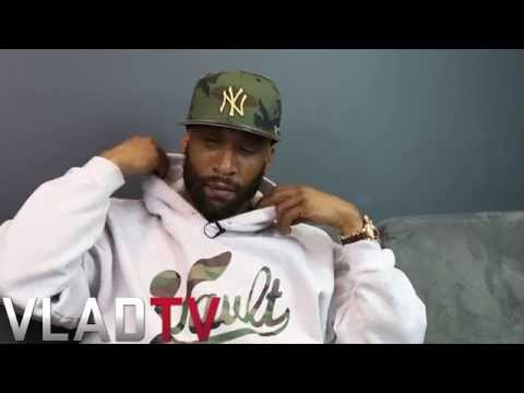 Lord Jamar on Jay Z's 5% Chain & White Man Being Devil