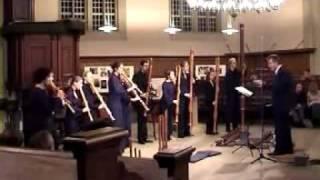 """Anthony Holborne (c1545-1602): Galliard """"Ecce quam bonum""""  - The Royal Wind Music"""
