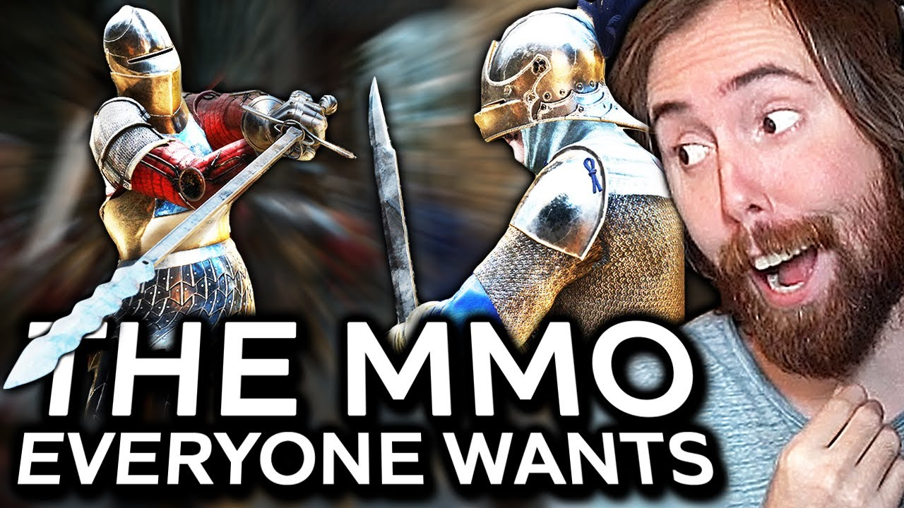 """Asmongold Reacts to """"Why Hardcore PVP MMOs Fail"""" 