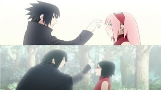 Sasuke & Sakura Lovely Moments ENG SUB