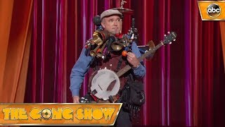 One Man Band – The Gong Show