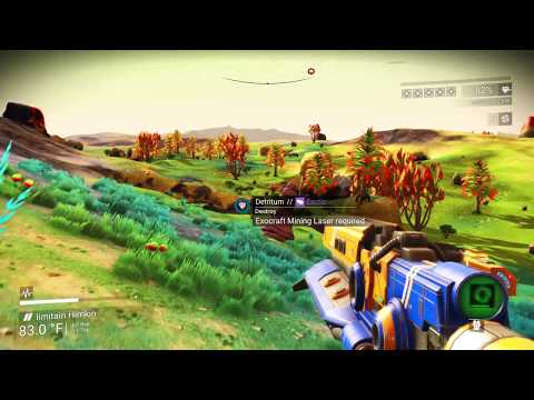 TIPS and TRICKS for Beginners - Part 1 - Exploration/Mining (v1.32) (No Man's Sky)