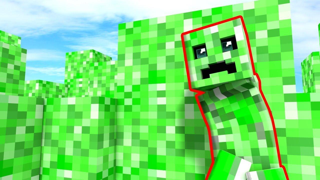 MINECRAFT ALS CREEPER SPIELEN YouTube - Minecraft creeper spielen