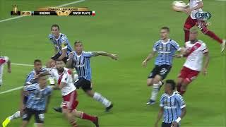 GOL: Gremio 1-1 River Plate