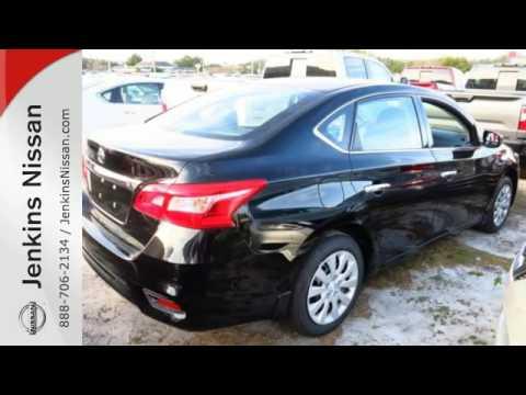 New 2017 Nissan Sentra Lakeland FL Tampa, FL #17S248 - SOLD