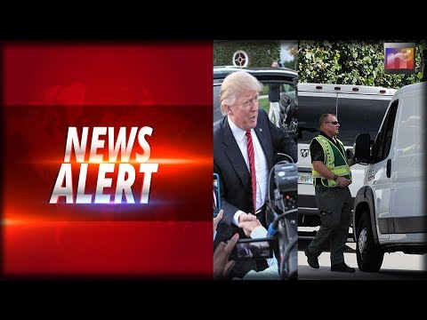 Trump ASSASSINATION by Rouge REPORTER Foiled? What they Found in the PRESS VAN Is Raising Questions