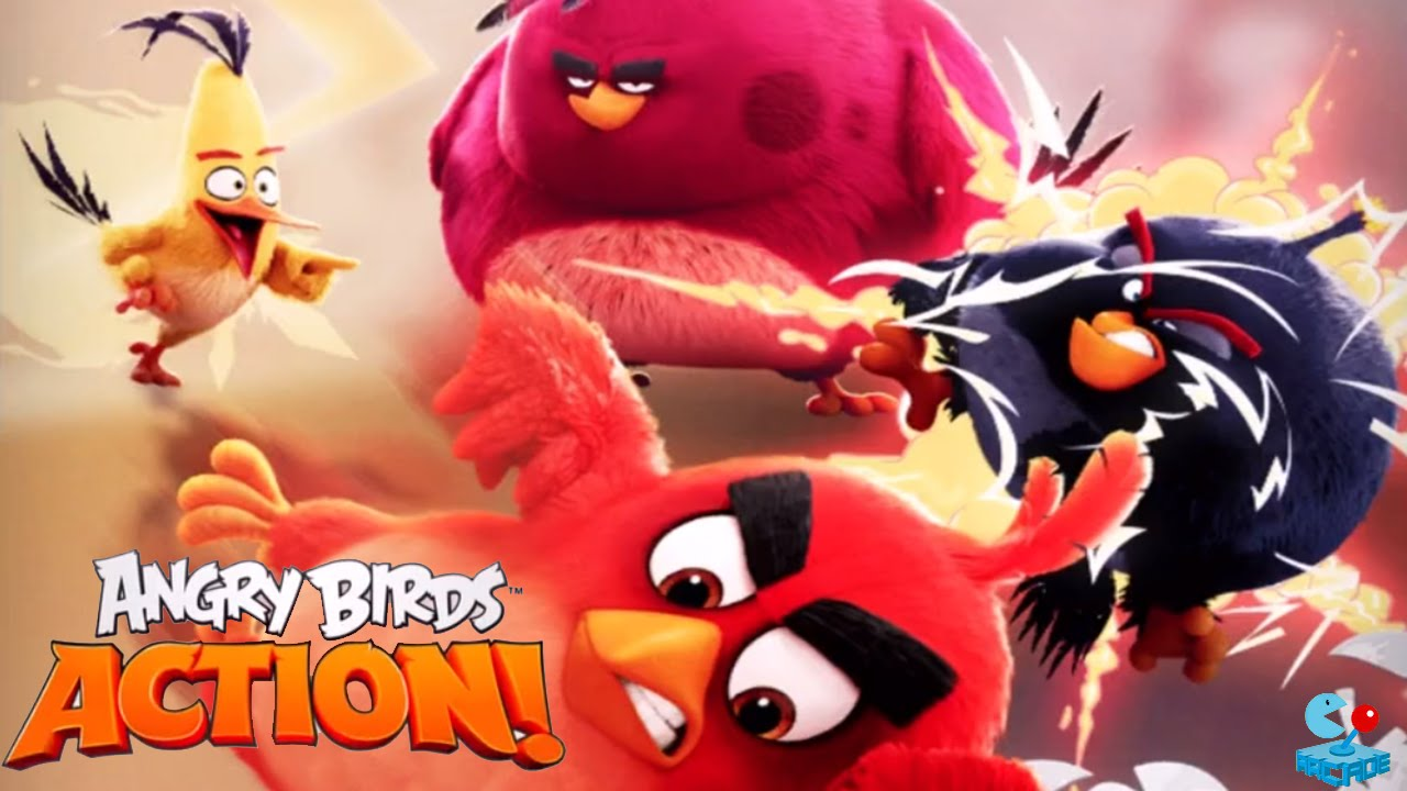 ���� Angry Birds Action! v1.9.4 ����� �����