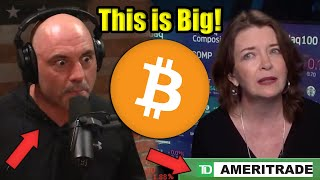 SURPRISE! Crypto Is Exploding on TD Ameritrade Network and Joe Rogan Experience!! WATCH ENTIRE VIDEO