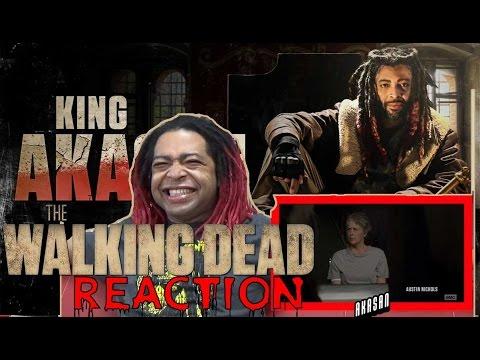 The Walking Dead Season 7 Episode 2 - REACTION