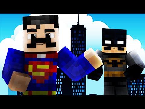 Yandere Middle School - SUPERHERO! (Minecraft Roleplay) #16