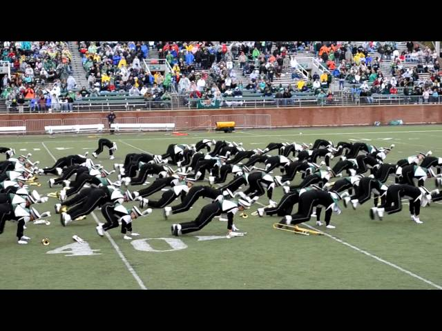 The Party Rock Anthem - Ohio University Marching 110