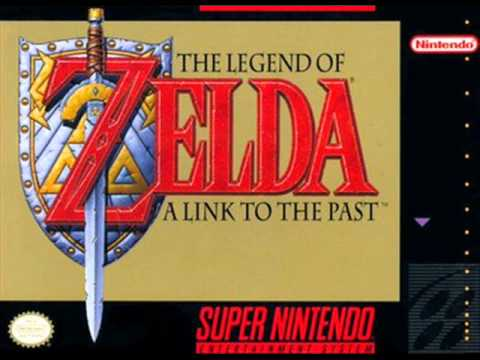 a link to the past music : fortune teller