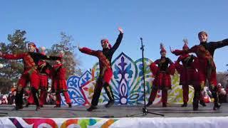 Танец кара жорга  в Казахстане