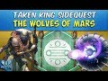 Destiny - Complete - Gameplay - Walkthrough - The Wolves Of Mars - Quest  - PS4