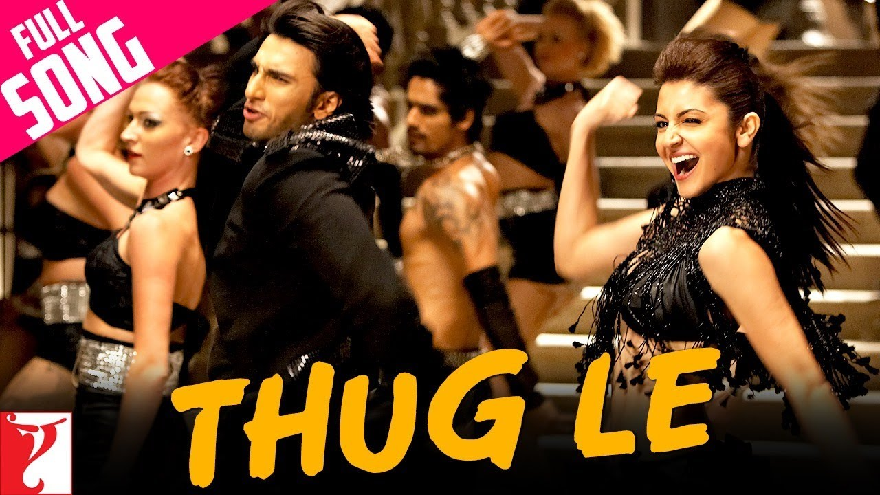 Anushka Sharma In Bikini In Ladies Vs Ricky Bahl Thug Le - Full Song | ...