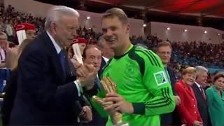 2014 FIFA ワールドカップ ハイライト /GK マヌエル ノイアー