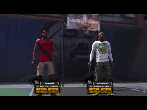 Watch You Head: NBA 2K18 Slasher Mixtape CRAZY POSTERS!
