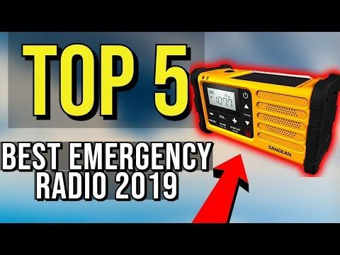 Best Emergency Radio 2020 ✅ TOP 5: Best Emergency Radio 2019   YouTube