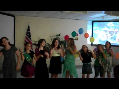 Girl Scout Yogi Bear Camp Song