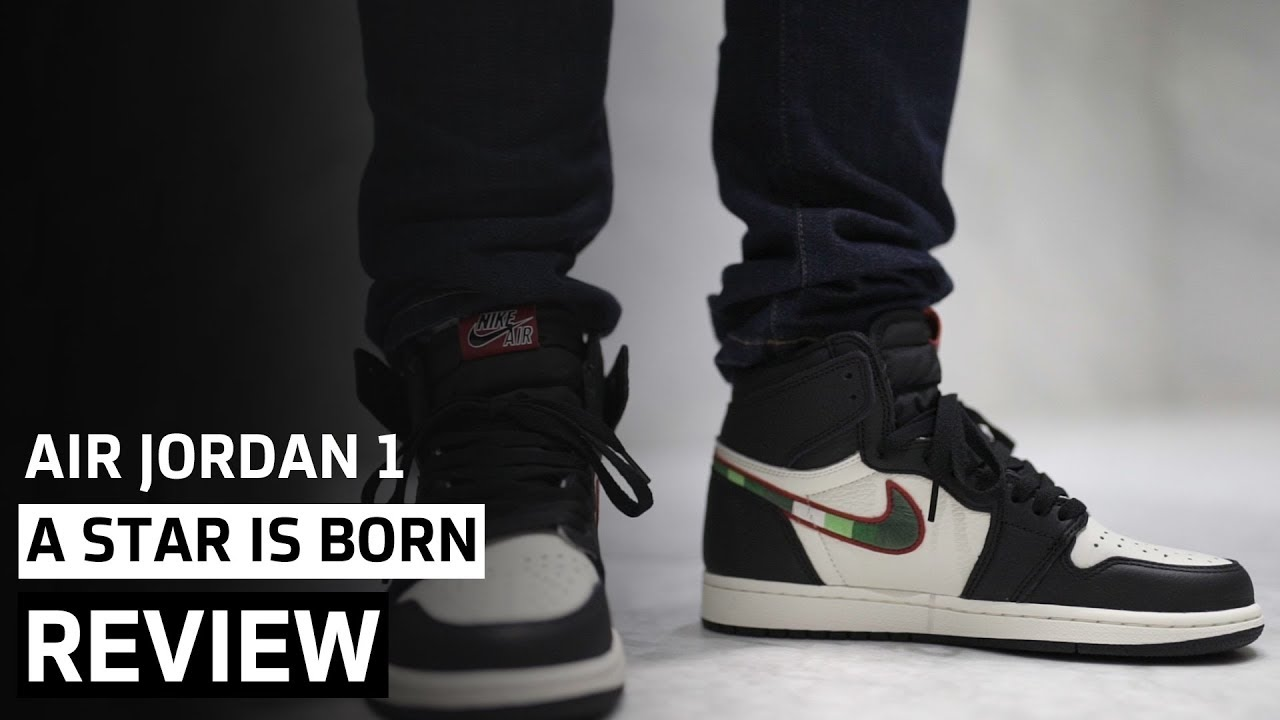 """promo code b2738 9e547 Air Jordan 1 """"A Star is Born"""" 