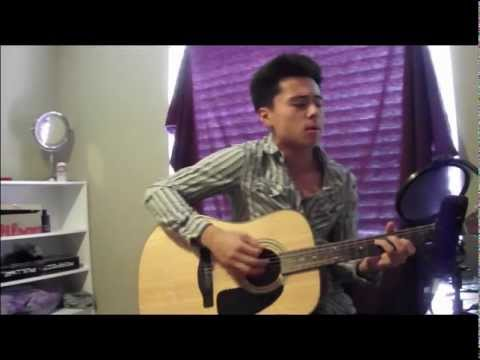 Justin Bieber - Boyfriend acoustic cover by Aaron Tan