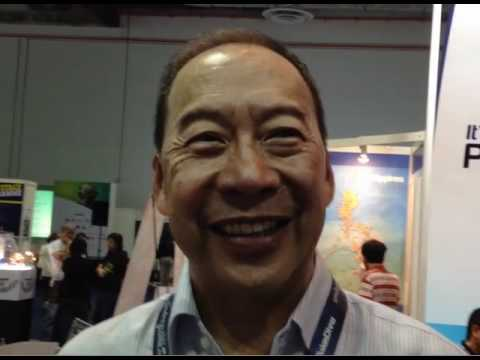 Singapore Representative Office, Philippine Dept of Tourism on ADEX