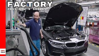 2019 BMW 5 Series Factory