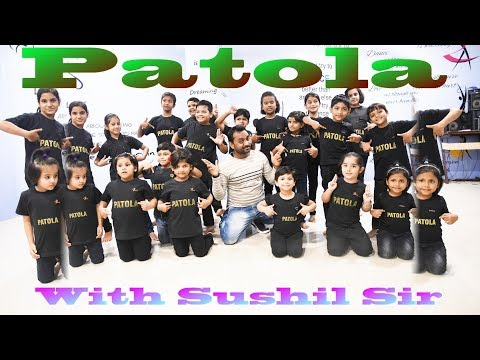 Patola (Full Song) | Cover By Sushil Sir |