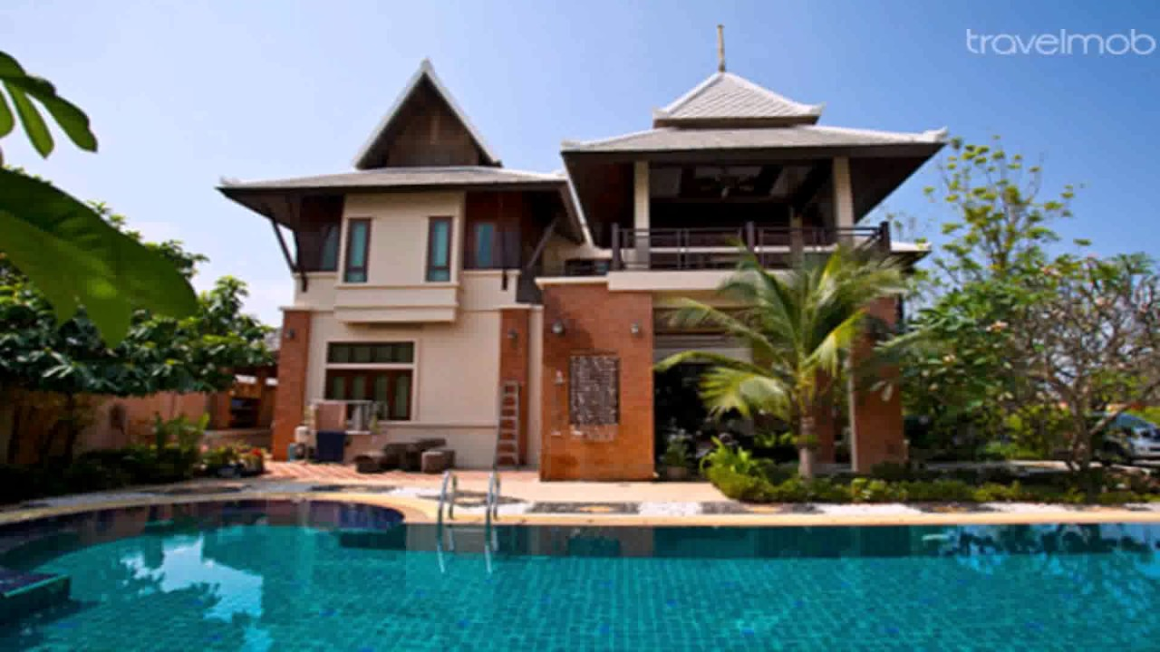 house design thai style youtube