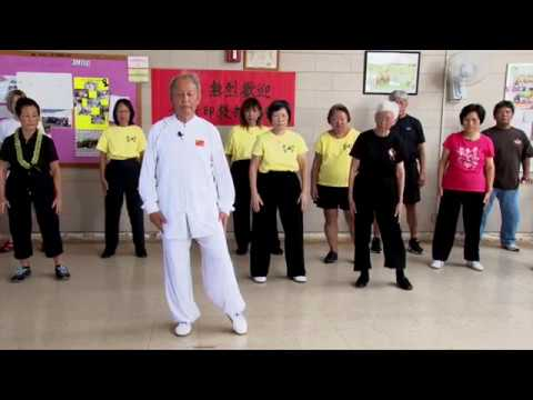 Master Li Deyin Tai Chi Hawaii Yang 24 #1 everydaytaichi lucy chun Honolulu, Hawaii