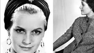 Самая богатая манекенщица СССР умерла в нищете....