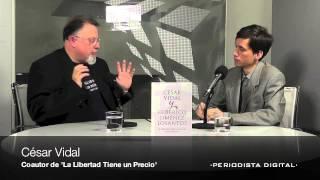 Cesar Vidal, La libertad tenia un precio. 24-1-2013