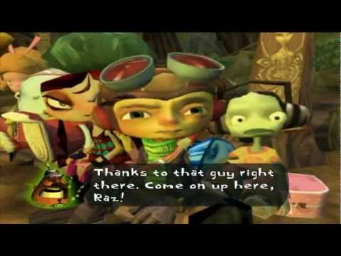Talking Games: Story of Psychonauts HD