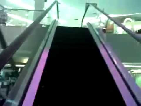(R) Schindler Escalator at Sogo Central Park Mall Jakarta