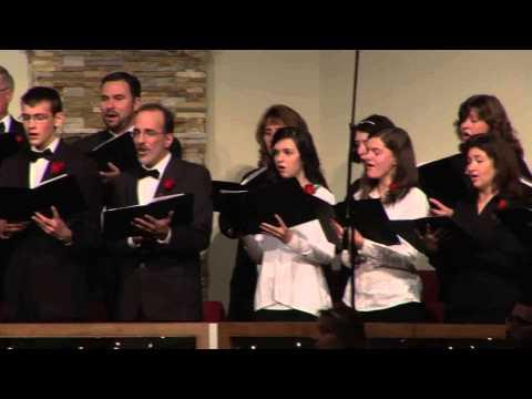 2014 Christmas Cantata: Sing Joy to the World - Lighthouse Baptist Church Choir