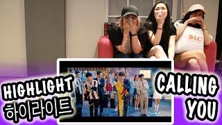 [KPOP REACTION] HIGHLIGHT 하이라이트 -- CALLING YOU