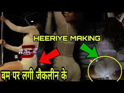 Race 3 Making Video, Jacqueline Fernandez Got Injured While Shooting Hiriye Song With Salman Khan