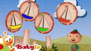 Hora de Brincar - Cores e barcos, BabyTV Brasil