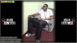 Iyara - Back It Up (Raw) [Ghetto Rave Riddim] May 2012