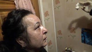 Тагильский ОМОН штурмует наркоцыганский дом