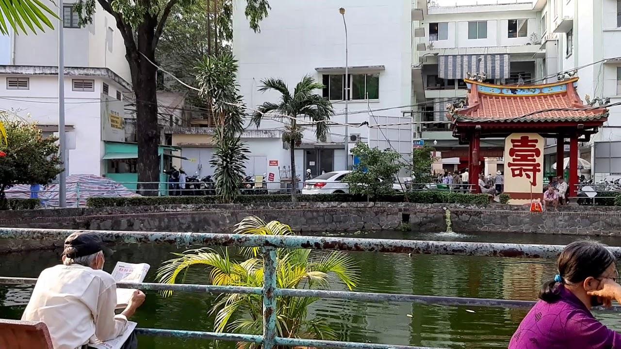 Bệnh viện Nguyễn Trãi sáng 5/3/2020