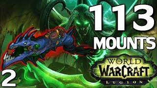 Every Mount From WoW Legion & How To Obtain Them Part 2