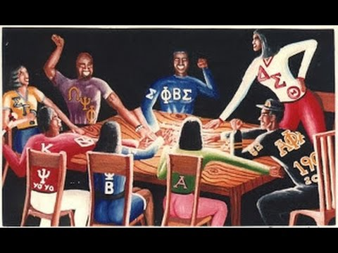 Let's Talk Greek: Why Christians Shouldn't join Fraternities or Sororities.