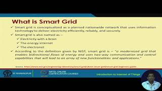 NPTEL_(IOT)_Lecture 51- Smart Grid- I thumbnail